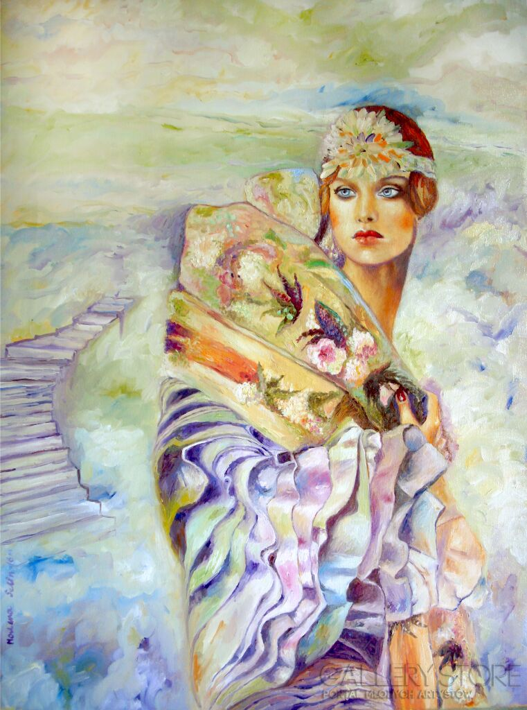 schody do nieba Marlena Selin