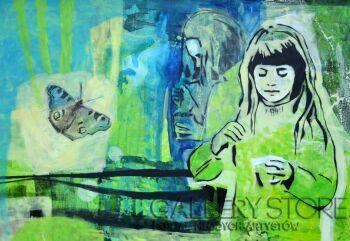 Anna Masiul-Gozdecka-Inna droga 3-Akryl