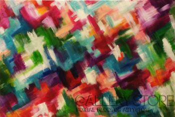 Anna Wawrzyniak-Mozaika 3-Akryl