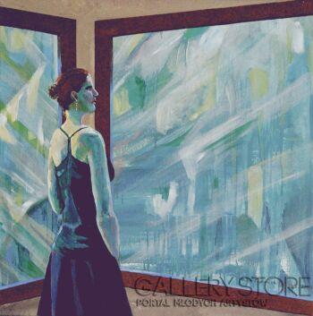 Emilia Gąsienica-Setlak-Annabel Lee-Akryl