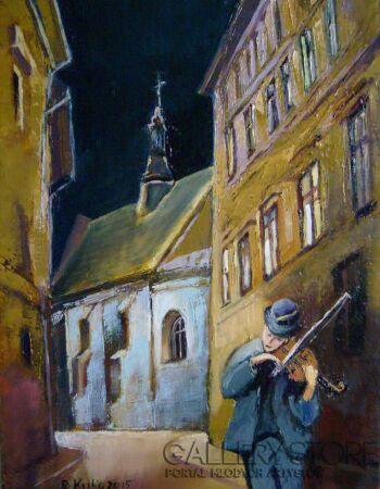 Renata Kulig- Radziszewska skrzypek Hercowicz