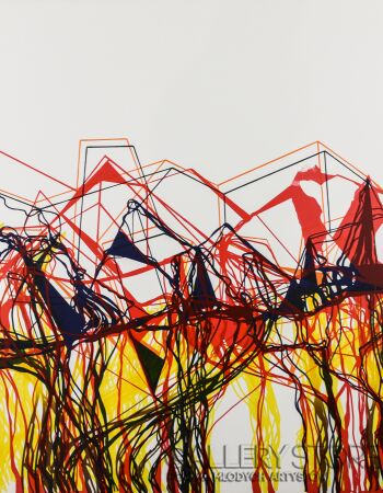 Monika Cichosz-Mountains-Graphics