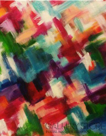 Anna Wawrzyniak-Mozaika 3-Acrylic