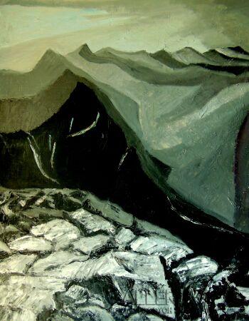 Helga   Radochońska masyw górski IV