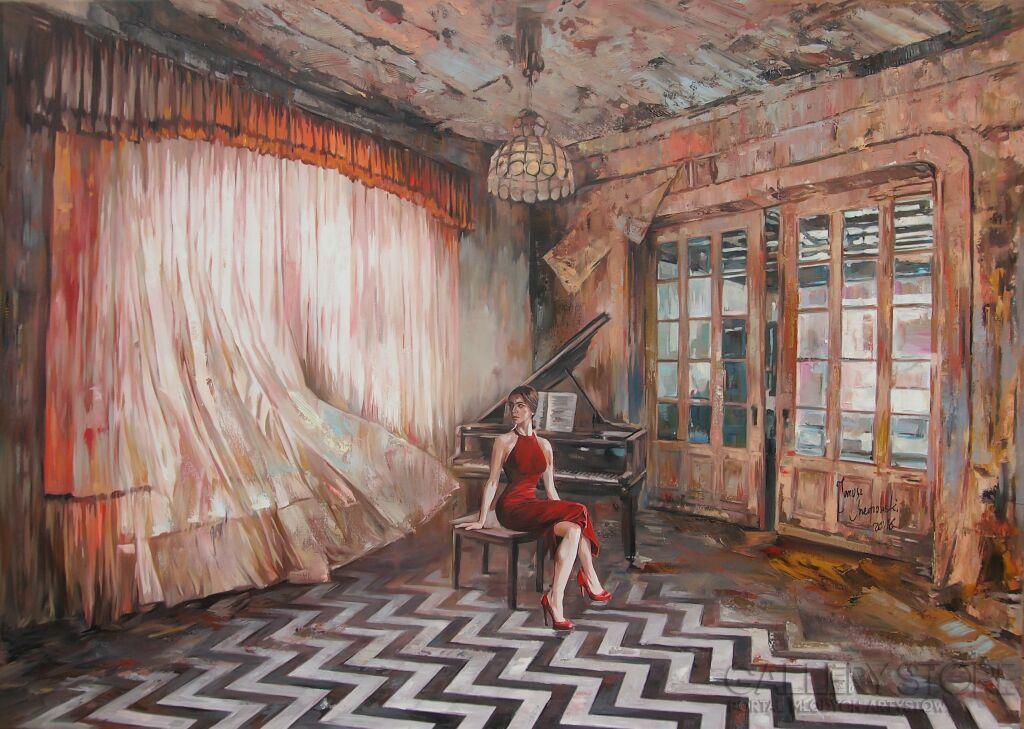 Girl, interrupted (II) Janusz Orzechowski