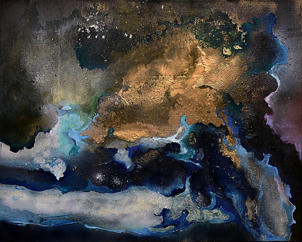 deep ocean Joanna Kubik