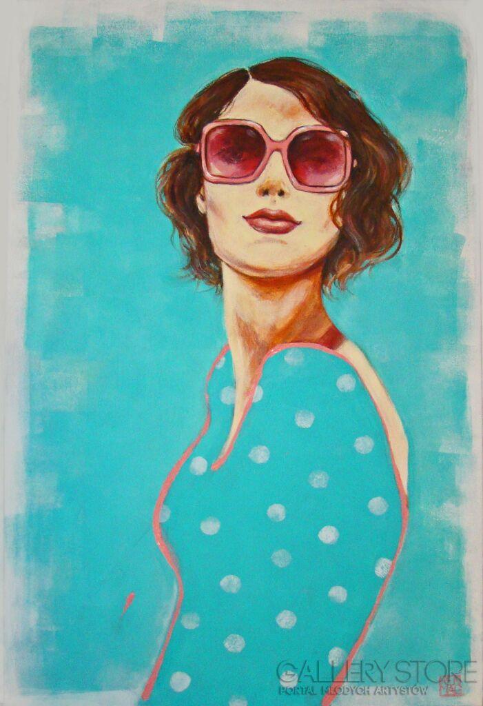in the Sun. Renata Magda