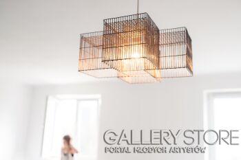 Bartek Bartosiński-Lampa wisząca Szarada-Design