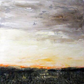 Krzysztof Ryfa-Mother Earth-Olej