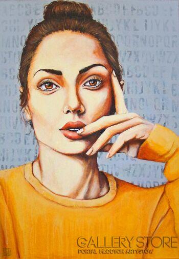 Renata Magda-Look...-Akryl