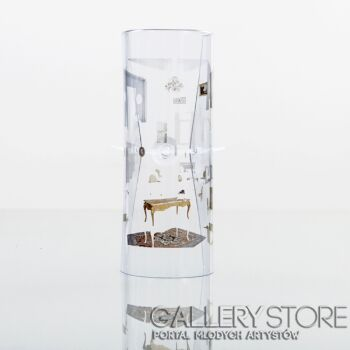 Violka Kuś-ARTbag - torba podręczna / bransoleta - kolekcja MOVEMENTAL-Design