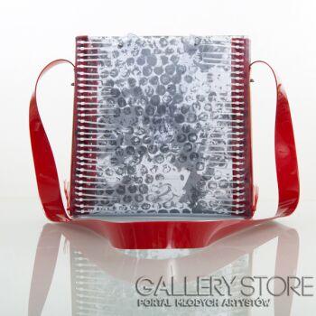 Violka Kuś-ARTbag - torba podręczna - kolekcja KOD CYWILIZACYJNY-Design