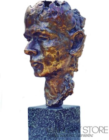 Anna Słonka-Moskwa-Szalony...-Sculptures