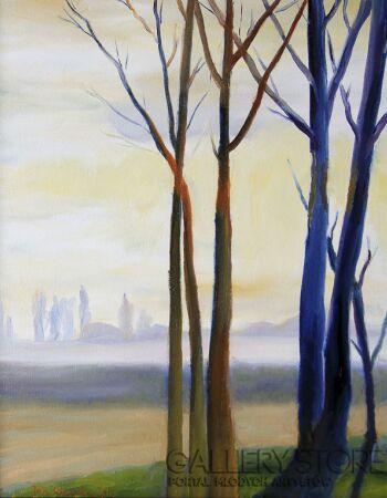 Jolanta Kitowska Taniec Drzew 7
