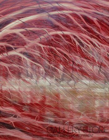 Mariola Świgulska Czerwień nocy