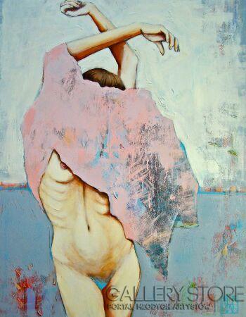 Renata Magda pink dress