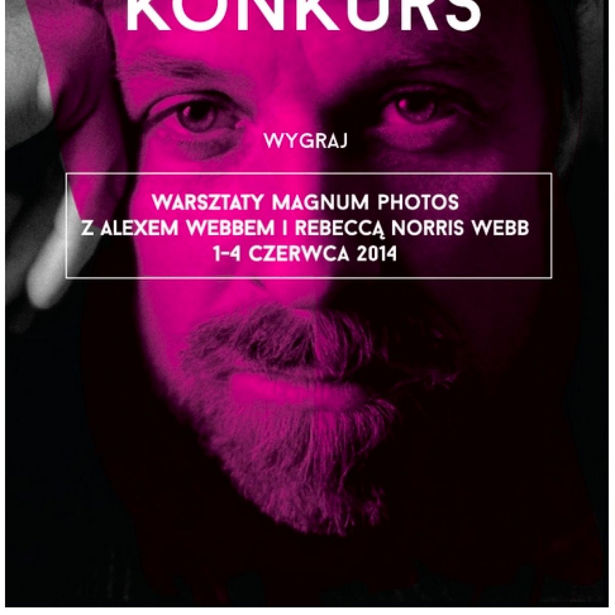 Wygraj warsztaty z Magnum Photos!!!