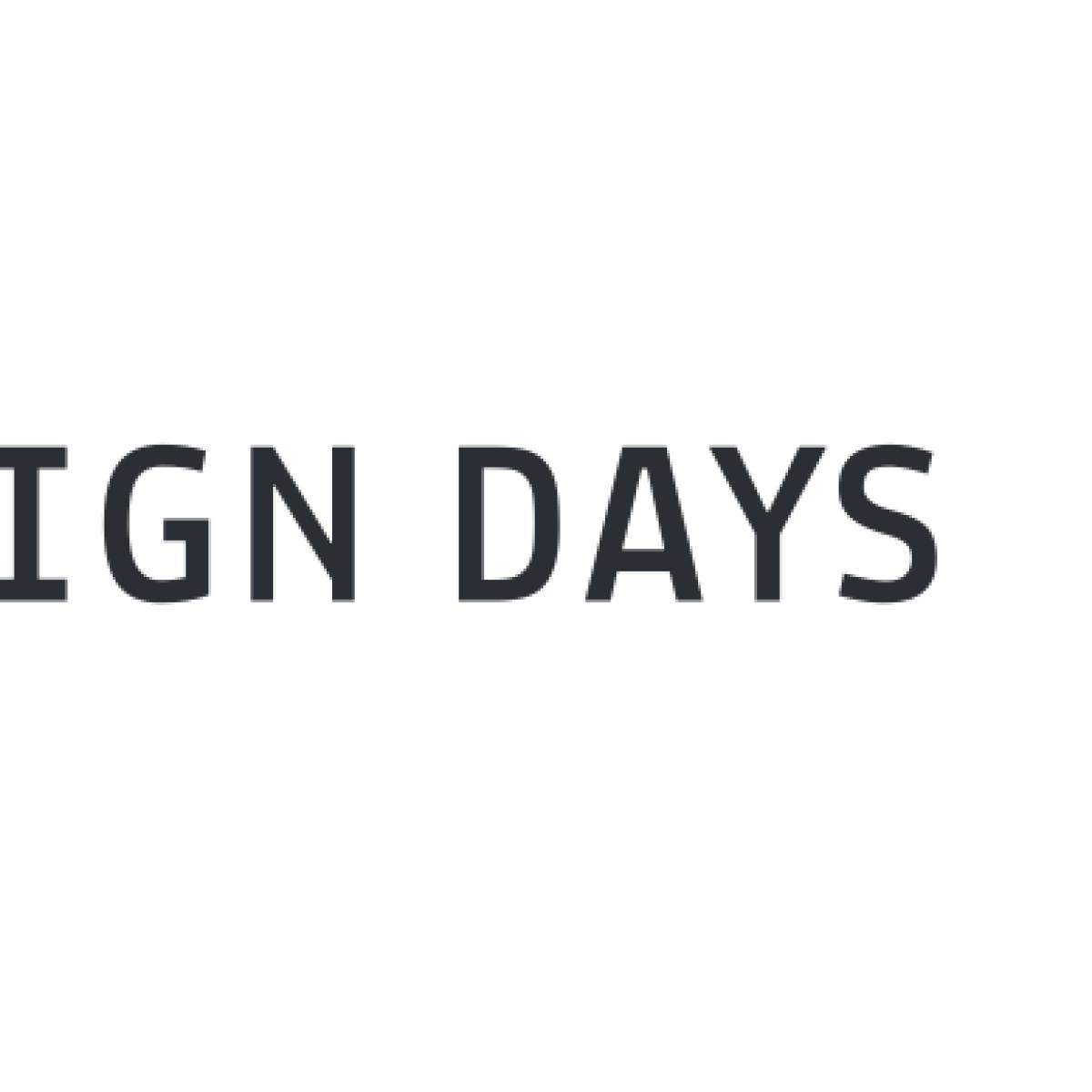Zapraszamy na Poznań Design Days 2014!