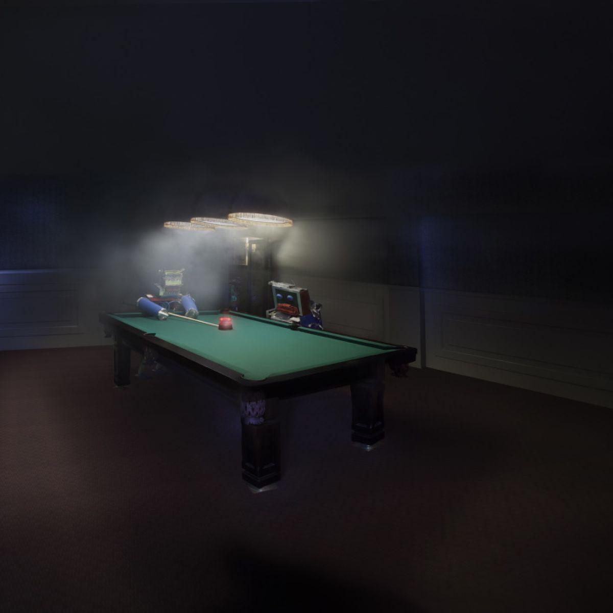 """Pod Patronatem Gallerystore: Zuzanna Olędzka - wystawa fotografii pt. """"Roboty"""""""