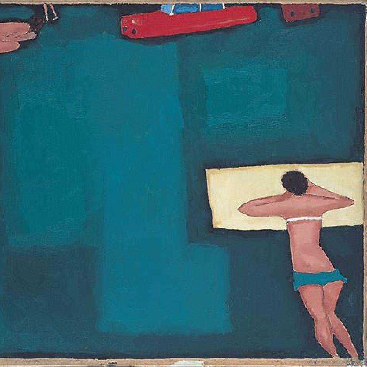 Wernisaż wystawy Jerzego Nowosielskiego
