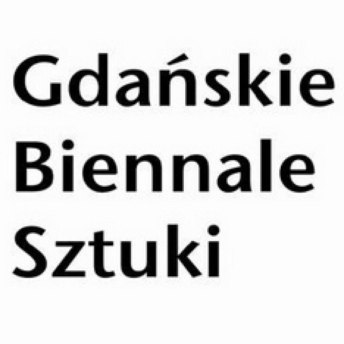 Nabór zgłoszeń na Gdańskie Biennale Sztuki 2016