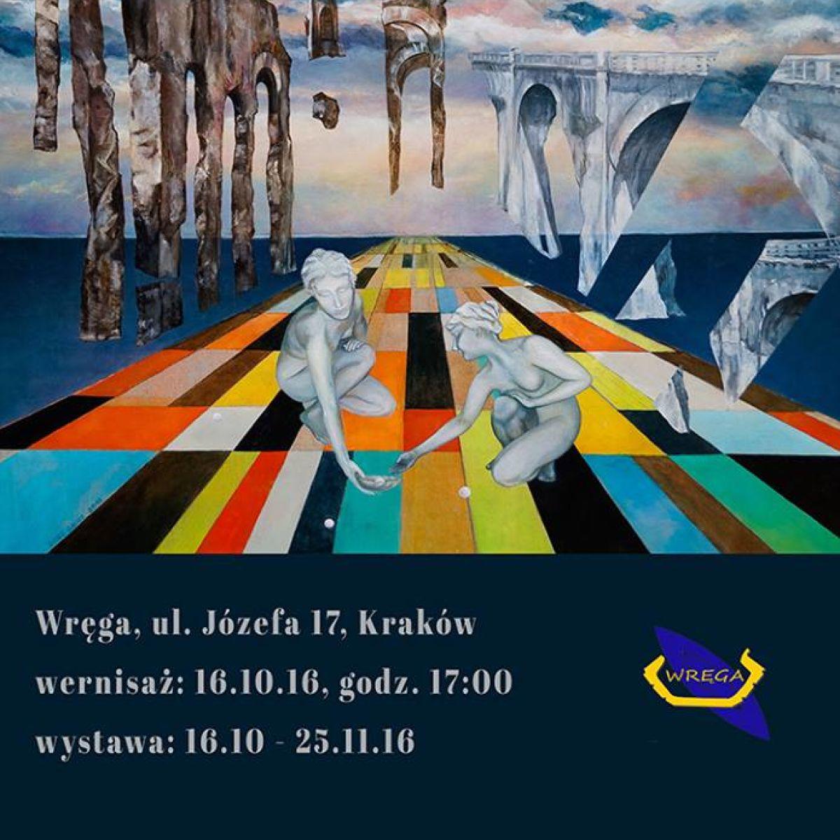 Wystawa Malarstwa Angelika Galus