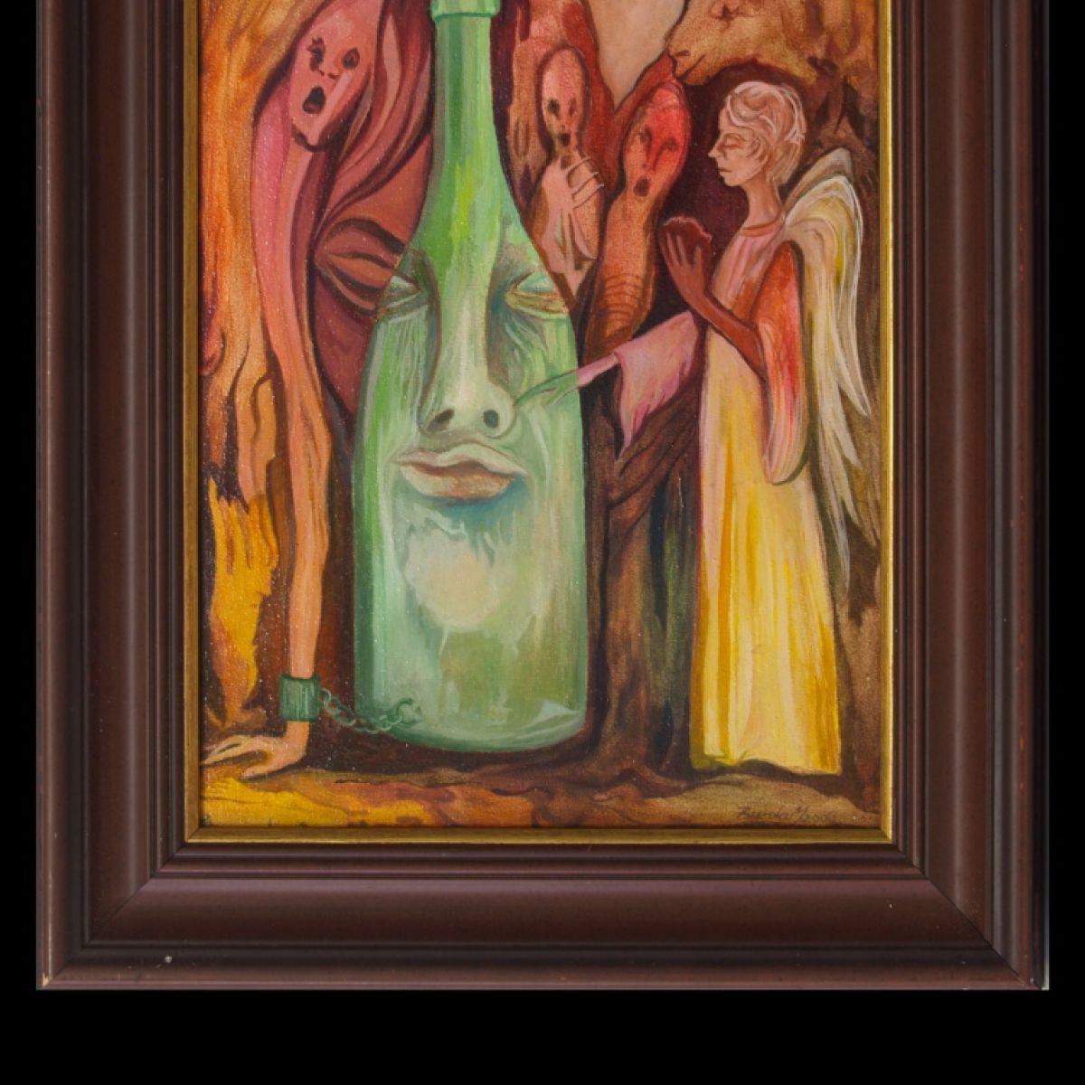 Mieczysław Burda - wystawa prac - Galeria Schody  23.11-04.12.2016
