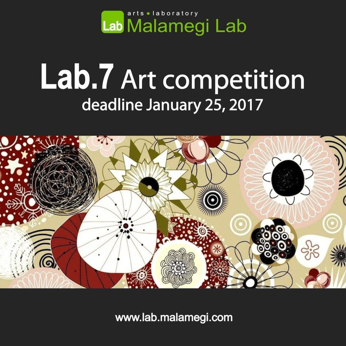 Lab.7 art contest