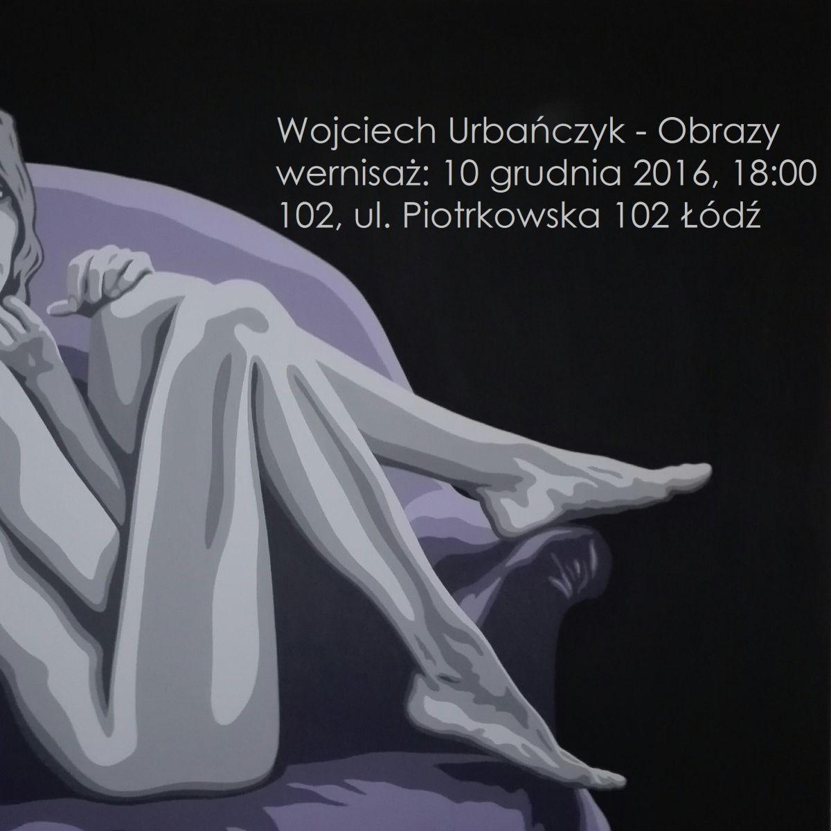 Wojciech Urbańczyk - Obrazy