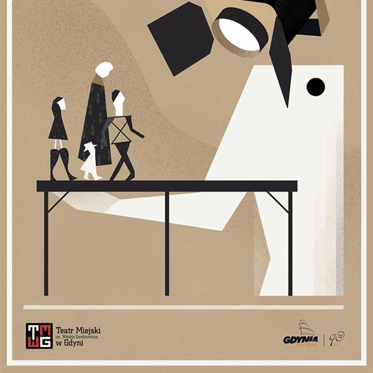 Konkurs na plakat Festiwalu Polskich Sztuk Współczesnych R@Port