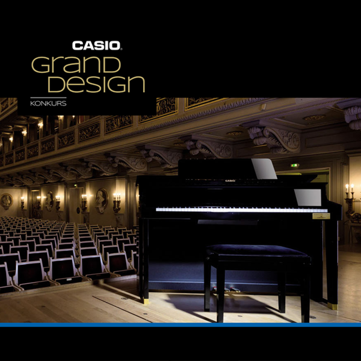 Casio Grand Design