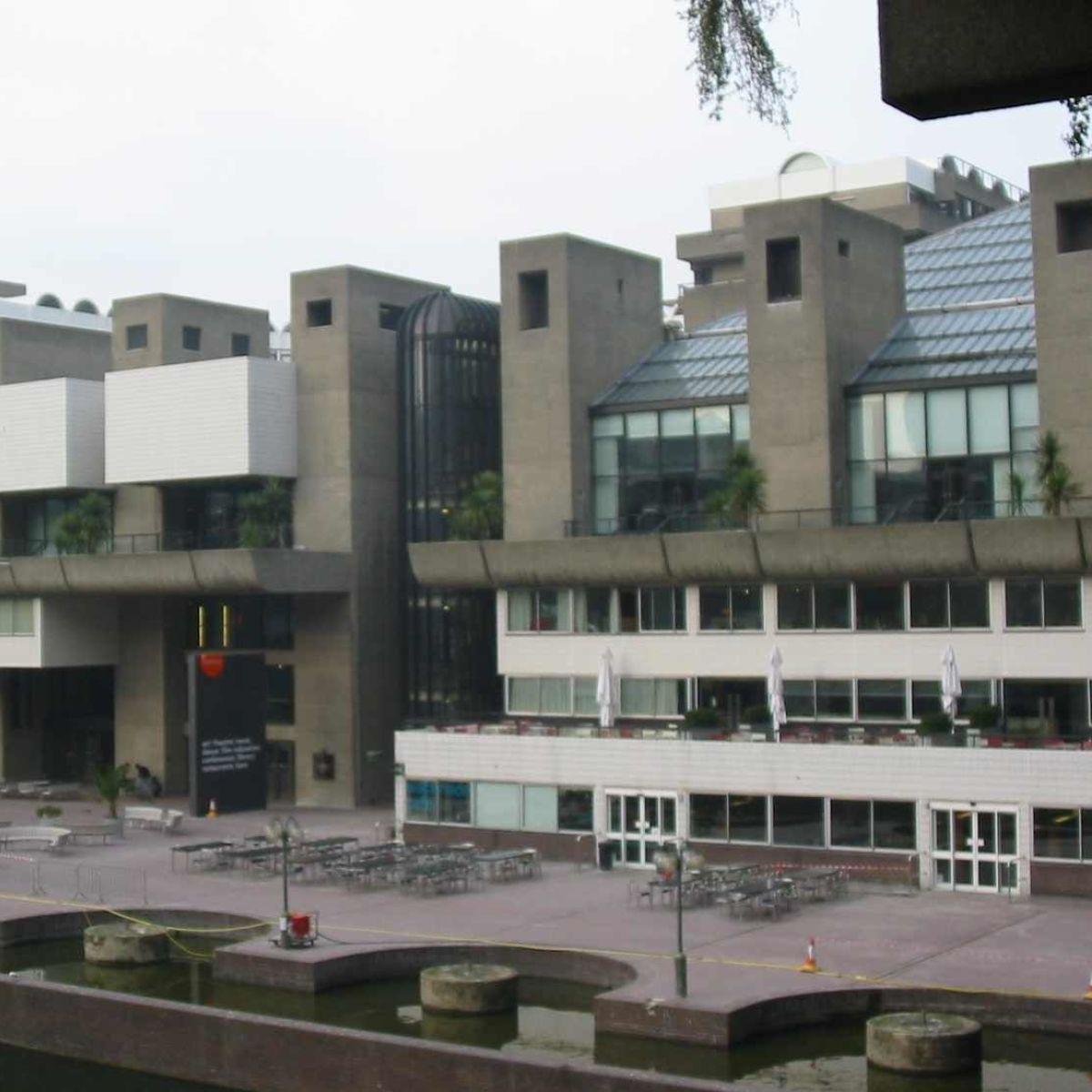 Barbican Centre Londyn