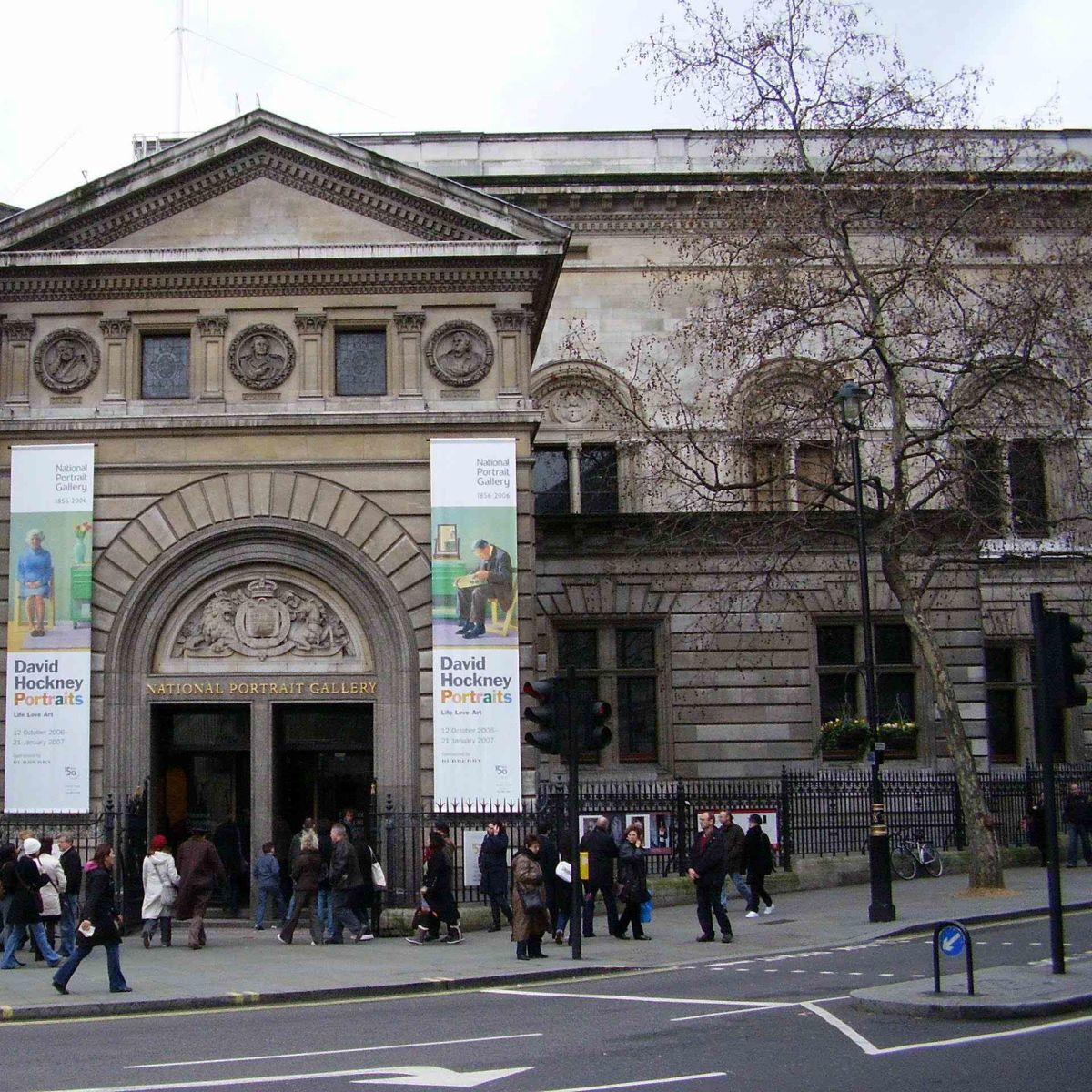 National Portrait Gallery Londyn
