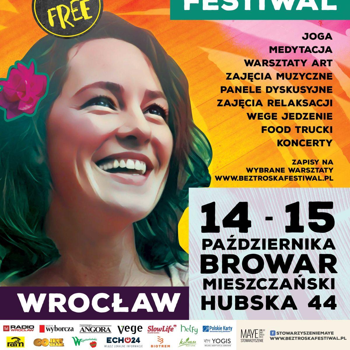 2 edycja Festiwalu Beztroska we Wrocławiu