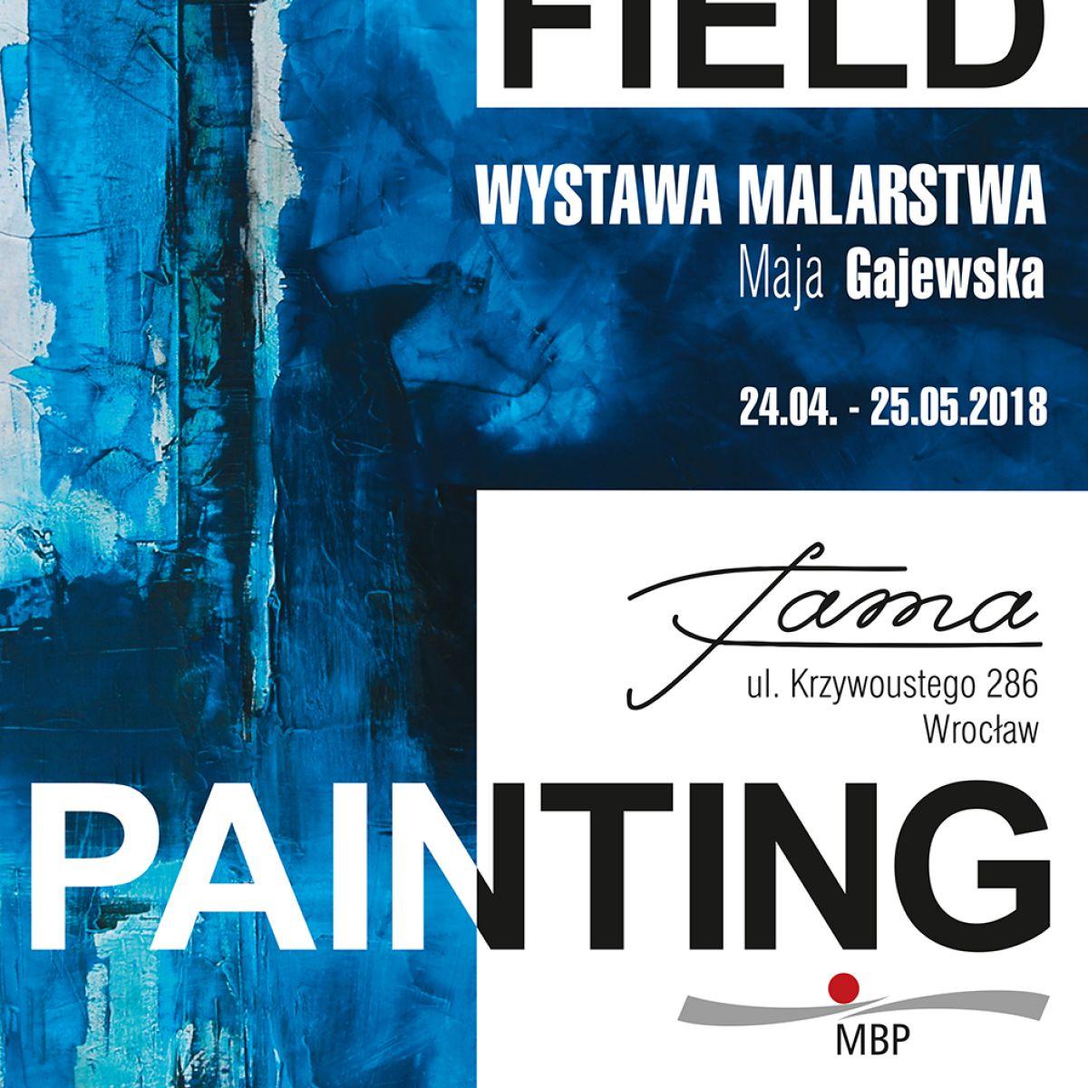 Color Field Painting - Malarstwo barwnych płaszczyzn