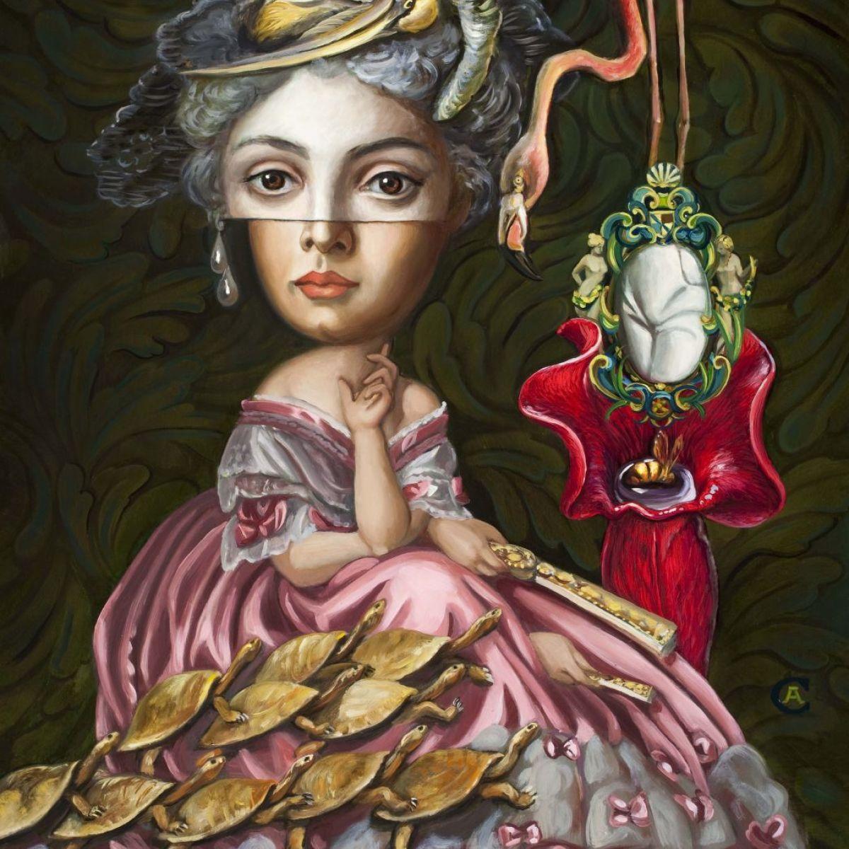 """Mistyczna podróż do krainy magii - wystawa """"Magical Dreams IV"""" w Galerii Miejskiej we Wrocławiu"""