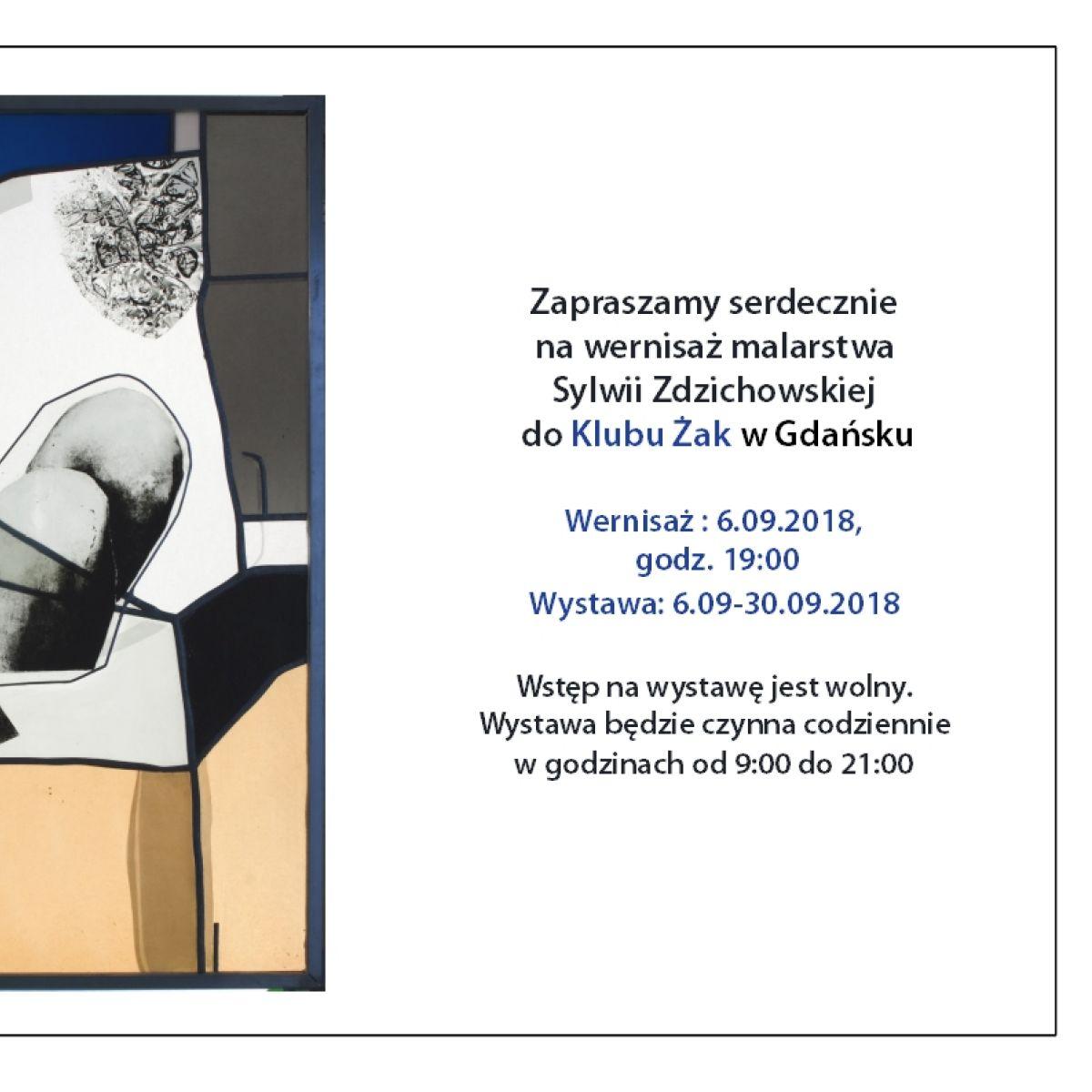 Sylwia Zdzichowska / Konterfekt