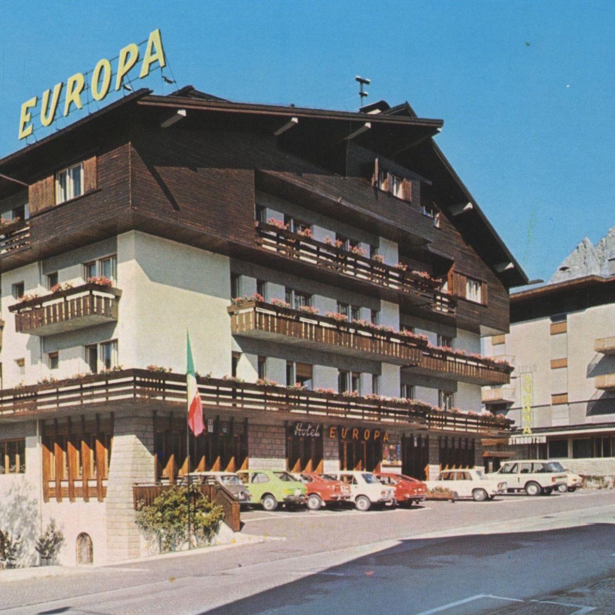 """Alex Urso """"GRAND HOTEL EUROPA (part two)"""""""