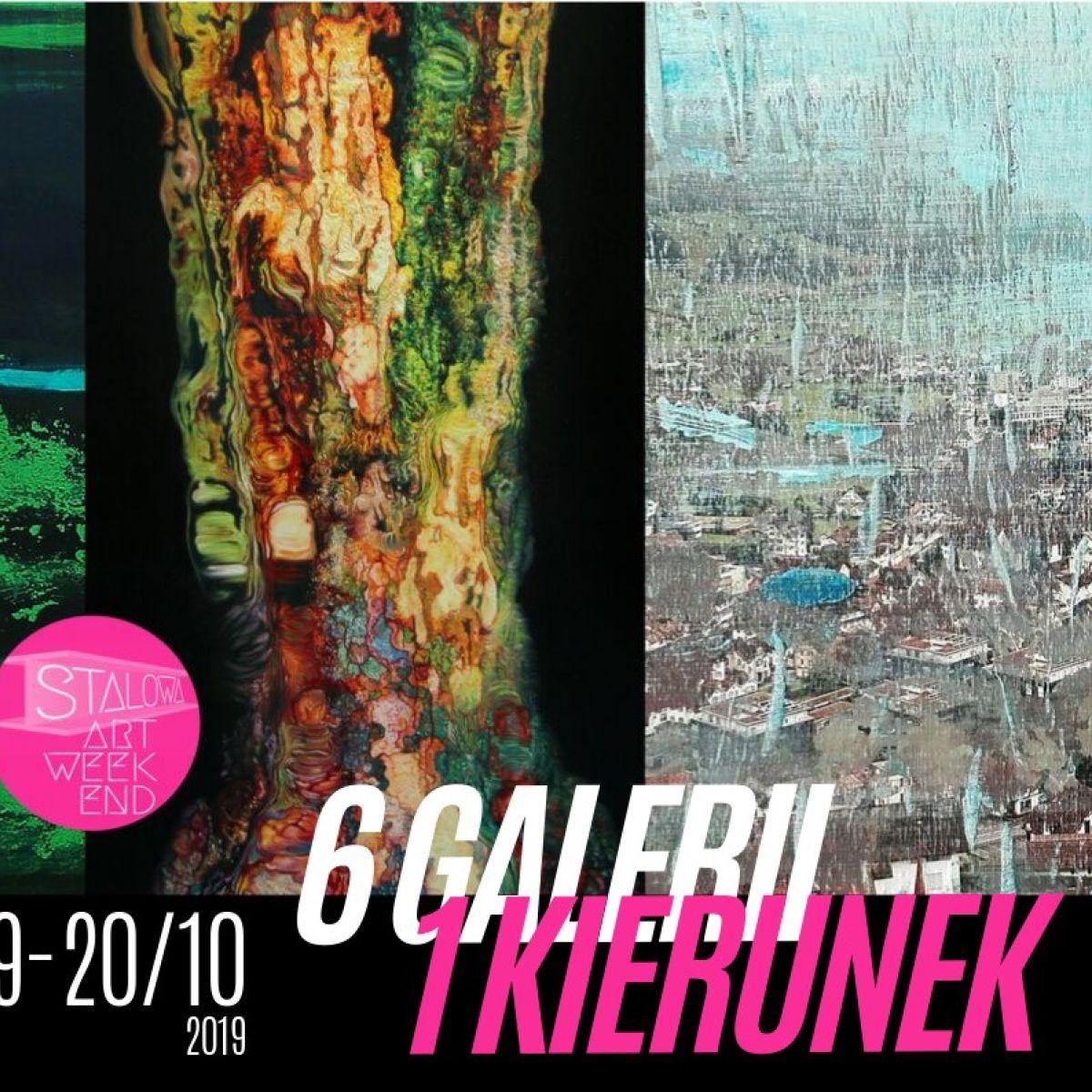 Stalowa Art Weekend - święto sztuki na warszawskiej Pradze!
