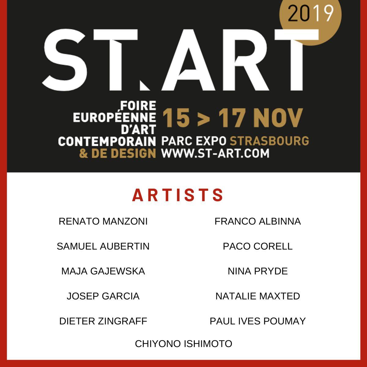 ST-ART - the European Contemporary Art Fair