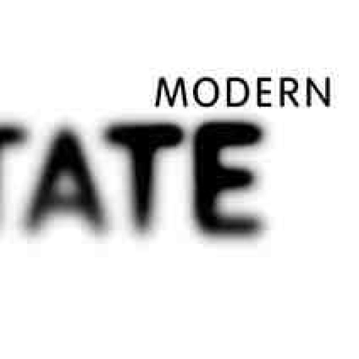 TATE Modern - miedzynarodowa sztuka współczesna.