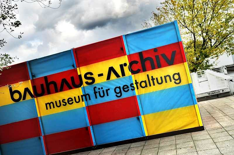Bauhaus archiv Museum of design Berlin