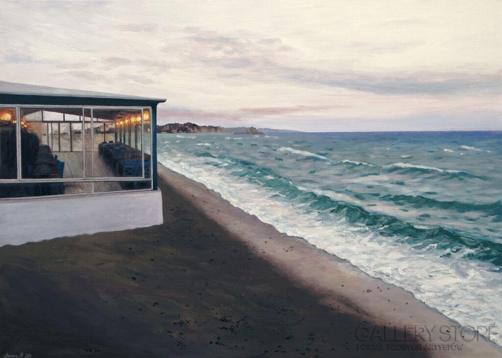 Restauracja na plaży Agnieszka Mrowca