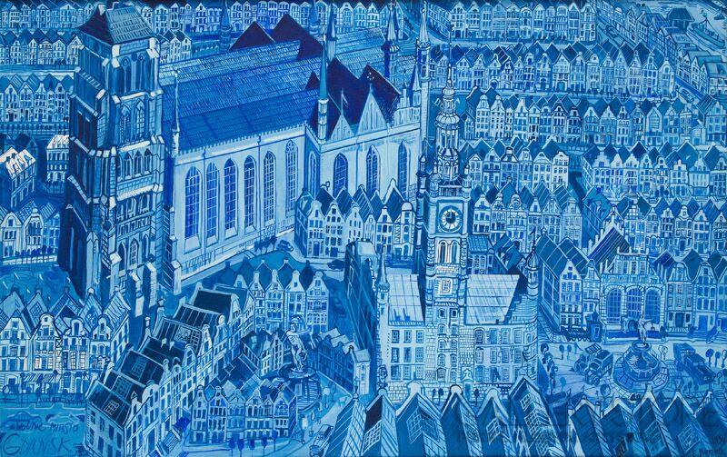 Wolne Miasto Gdańsk Edward Dwurnik