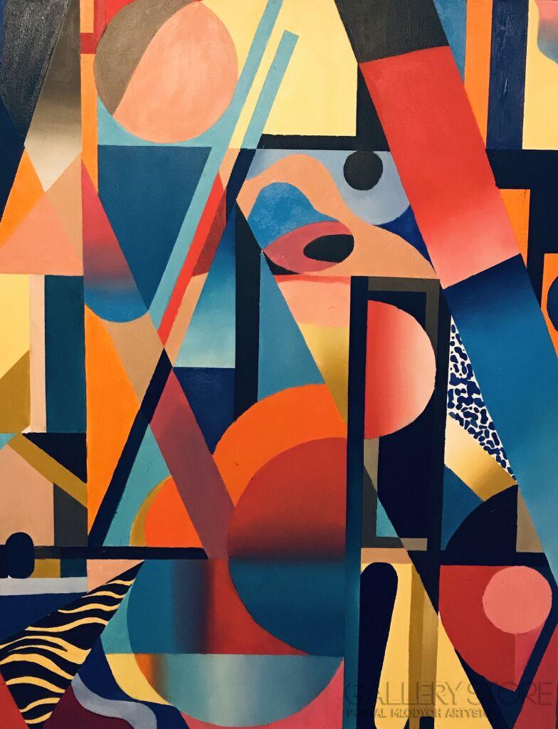 Kompozycja 123 Lola  Rothschild