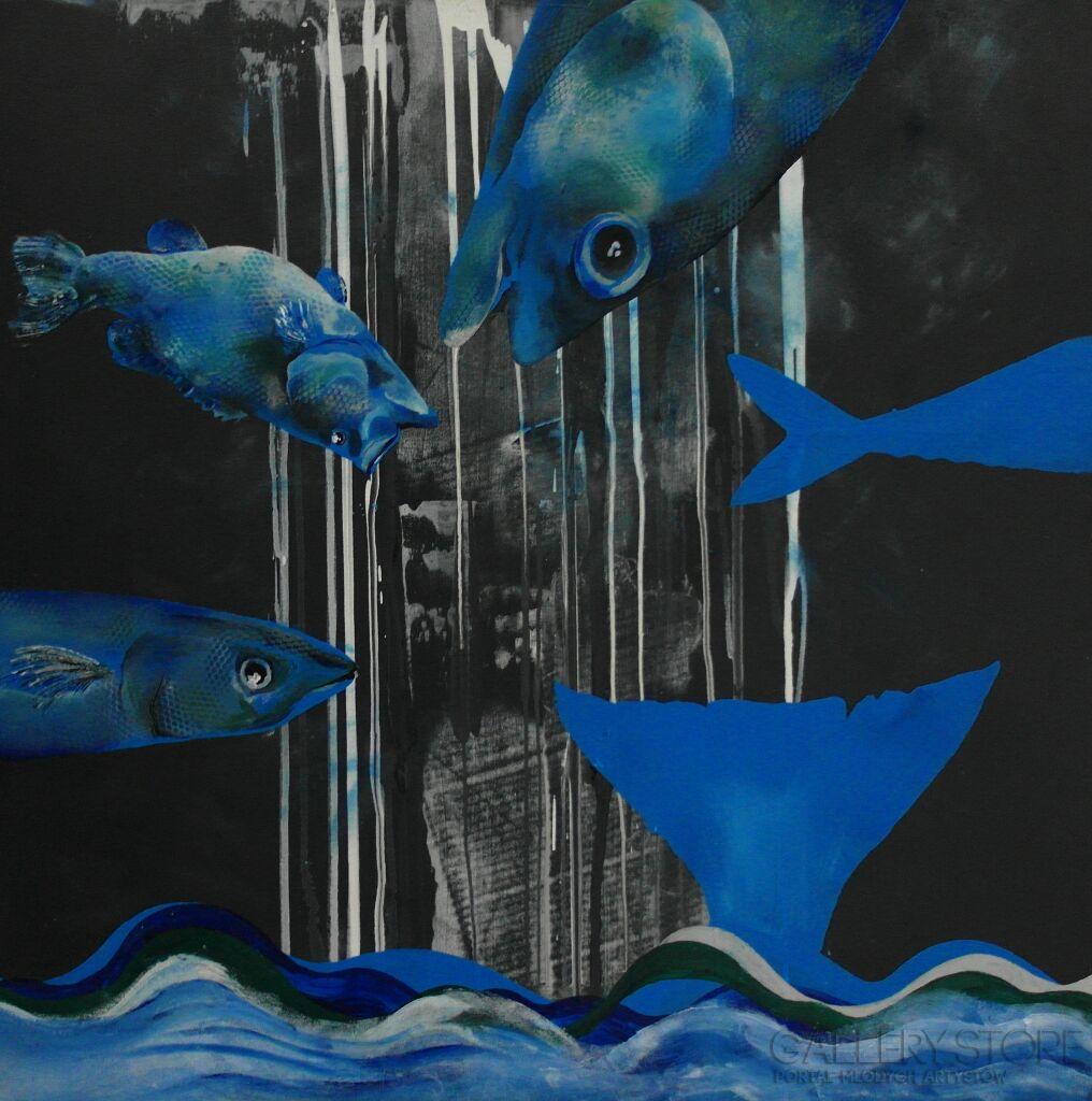 Rybie dywagacje Vanessa Świgulska