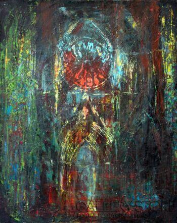 Dawid Masionek-Duch katedry-Olej