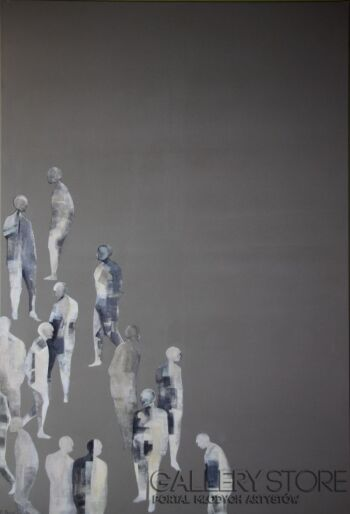Aga Hanna Pinkosz-bez tytułu-Malarstwo
