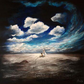 Agata Buczek-Nasze małe marzenie-Akryl