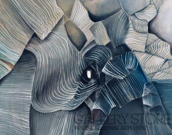 Agata Padol-Przestrzeń I-Akryl